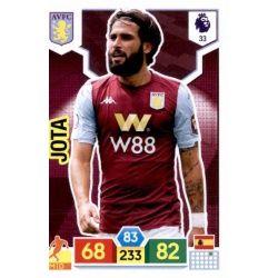 Jota Aston Villa 33 Adrenalyn XL Premier League 2019-20