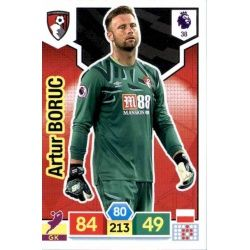 Artur Boruc AFC Bournemouth 38