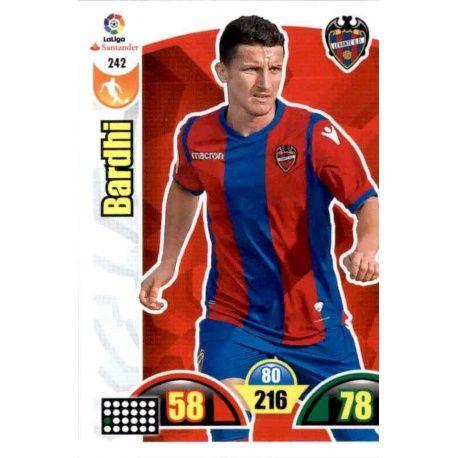 Bardhi Levante 242 Cards Básicas 2017-18