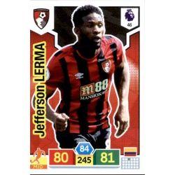 Jefferson Lerma AFC Bournemouth 46