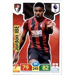 Jordon Ibe AFC Bournemouth 48 Adrenalyn XL Premier League 2019-20
