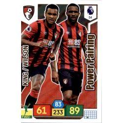 Callum Wilson - Joshua King AFC Bournemouth 54