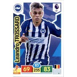 Leandro Trossard Brighton & Hove Albion 67