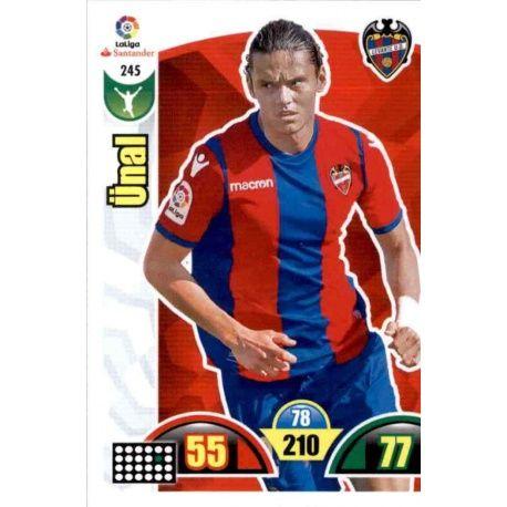 Ünal Levante 245 Cards Básicas 2017-18