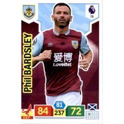 Phil Bardsley Burnley 79 Adrenalyn XL Premier League 2019-20