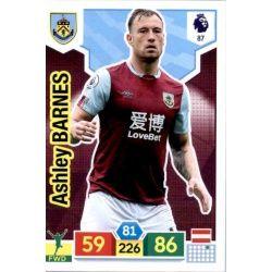 Ashley Barnes Burnley 87 Adrenalyn XL Premier League 2019-20