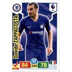 Davide Zappacosta Chelsea 94 Adrenalyn XL Premier League 2019-20