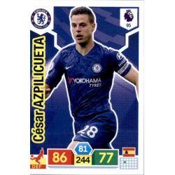 César Azpilicueta Chelsea 95 Adrenalyn XL Premier League 2019-20