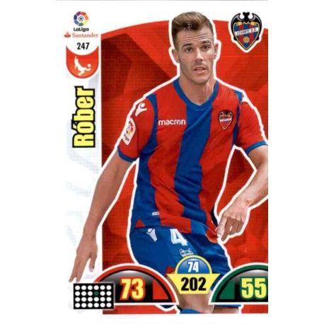 Róber Levante 247 Cards Básicas 2017-18