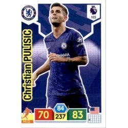 Christian Pulisic Chelsea 103 Adrenalyn XL Premier League 2019-20