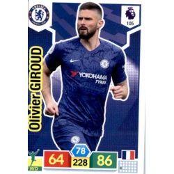 Olivier Giroud Chelsea 105 Adrenalyn XL Premier League 2019-20