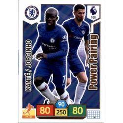 N'Golo Kanté - Jorginho Chelsea 108 Adrenalyn XL Premier League 2019-20