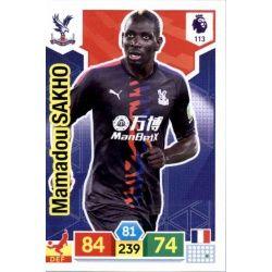 Mamadou Sakho Crystal Palace 113 Adrenalyn XL Premier League 2019-20