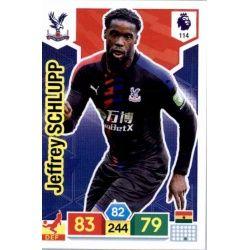 Jeffrey Schlupp Crystal Palace 114 Adrenalyn XL Premier League 2019-20