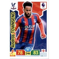 Andros Townsend Crystal Palace 118 Adrenalyn XL Premier League 2019-20