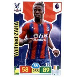 Wilfried Zaha Crystal Palace 122 Adrenalyn XL Premier League 2019-20