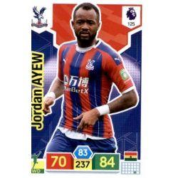 Jordan Ayew Crystal Palace 125 Adrenalyn XL Premier League 2019-20