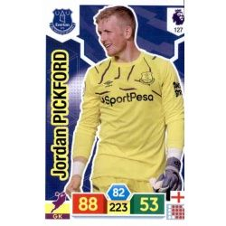 Jordan Pickford Everton 127 Adrenalyn XL Premier League 2019-20