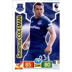 Séamus Coleman Everton 129 Adrenalyn XL Premier League 2019-20