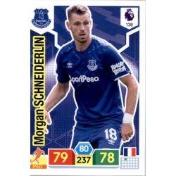 Morgan Schneiderlin Everton 139 Adrenalyn XL Premier League 2019-20