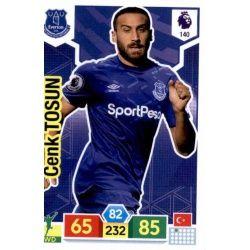 Cenk Tosun Everton 140 Adrenalyn XL Premier League 2019-20
