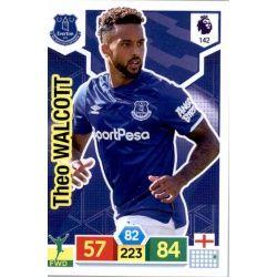 Theo Walcott Everton 142 Adrenalyn XL Premier League 2019-20