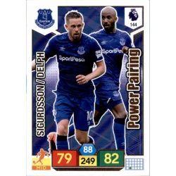 Gylfi Sigurdsson - Fabian Delph Everton 144 Adrenalyn XL Premier League 2019-20