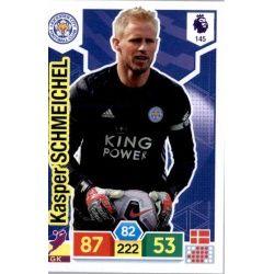Kasper Schmeichel Leicester City 145 Adrenalyn XL Premier League 2019-20