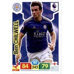 Ben Chilwell Leicester City 147 Adrenalyn XL Premier League 2019-20