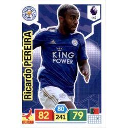 Ricardo Pereira Leicester City 149 Adrenalyn XL Premier League 2019-20
