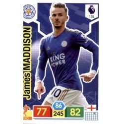 James Maddison Leicester City 155 Adrenalyn XL Premier League 2019-20