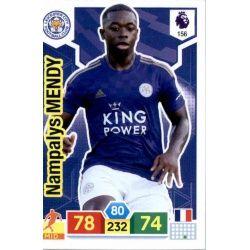 Nampalys Mendy Leicester City 156 Adrenalyn XL Premier League 2019-20