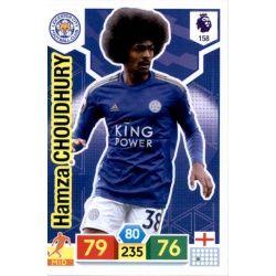Hamza Choudhury Leicester City 158 Adrenalyn XL Premier League 2019-20