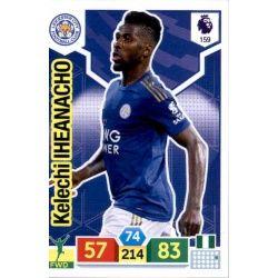 Kelechi Iheanacho Leicester City 159 Adrenalyn XL Premier League 2019-20