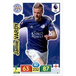 Jamie Vardy Leicester City 160 Adrenalyn XL Premier League 2019-20