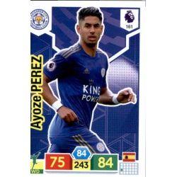 Ayoze Pérez Leicester City 161 Adrenalyn XL Premier League 2019-20
