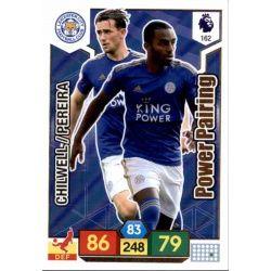 Ben Chilwell - Ricardo Pereira Leicester City 162 Adrenalyn XL Premier League 2019-20