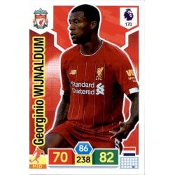 Georginio Wijnaldum Liverpool 170 Adrenalyn XL Premier League 2019-20
