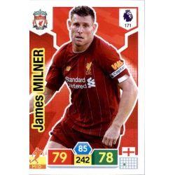 James Milner Liverpool 171 Adrenalyn XL Premier League 2019-20