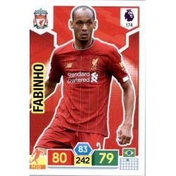 Fabinho Liverpool 174 Adrenalyn XL Premier League 2019-20