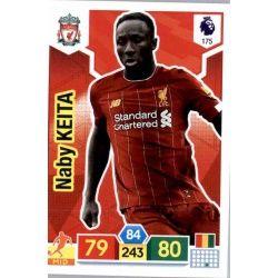 Naby Keïta Liverpool 175 Adrenalyn XL Premier League 2019-20