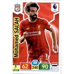 Mohamed Salah Liverpool 177 Adrenalyn XL Premier League 2019-20