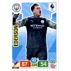Ederson Manchester City 181 Adrenalyn XL Premier League 2019-20
