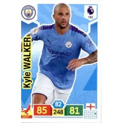 Kyle Walker Manchester City 182 Adrenalyn XL Premier League 2019-20