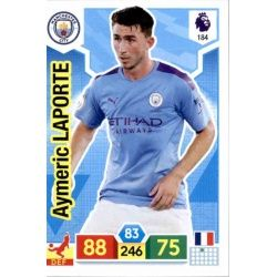 Aymeric Laporte Manchester City 184 Adrenalyn XL Premier League 2019-20