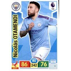 Nicolás Otamendi Manchester City 185 Adrenalyn XL Premier League 2019-20