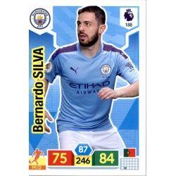 Bernardo Silva Manchester City 188 Adrenalyn XL Premier League 2019-20