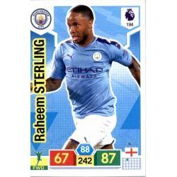 Raheem Sterling Manchester City 194 Adrenalyn XL Premier League 2019-20