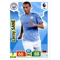 Leroy Sané Manchester City 196 Adrenalyn XL Premier League 2019-20