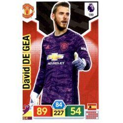 David De Gea Manchester United 199 Adrenalyn XL Premier League 2019-20